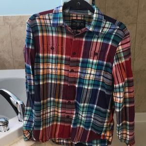 AE Checked flannel